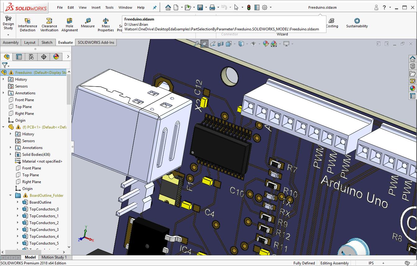 Altium Modeler for SolidWorks | Desktop EDA