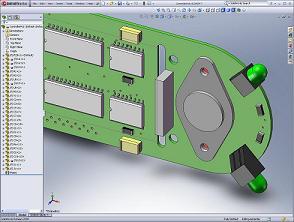 SolidWorks IDF Modeler | Desktop EDA